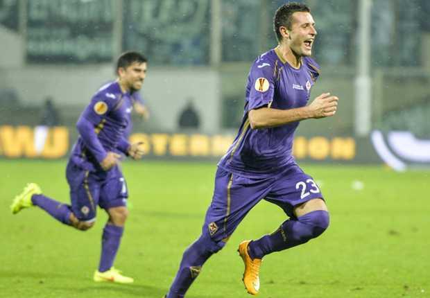Manuel Pasqual Girang Cetak Gol di Liga Eropa