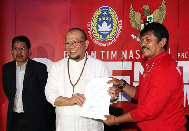 Pelatih Asing Direncanakan Jadi Suksesor Indra Sjafri