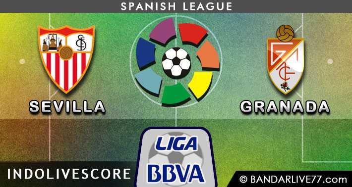 Preview Prediksi Sevilla vs Granada 28 November 2014 La Liga Spanyol