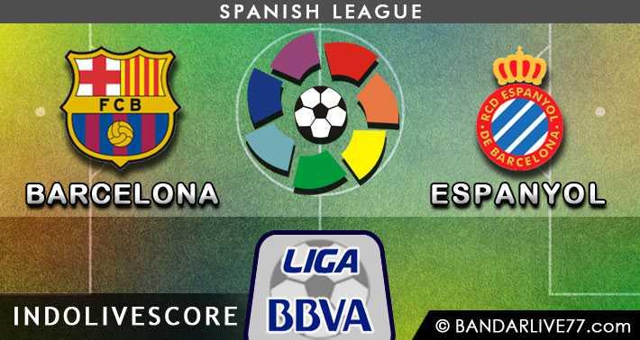 Preview Bola Prediksi Barcelona vs Espanyol 07 Desember 2014 La Liga Spanyol