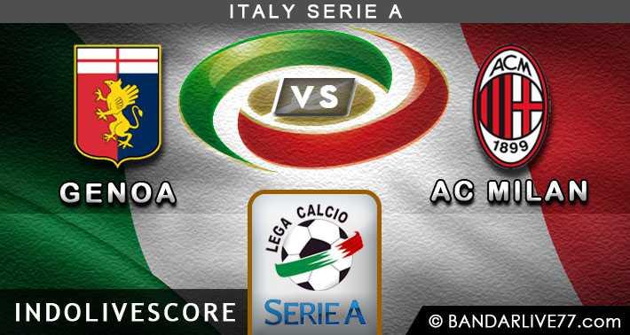 Preview Bola Prediksi Genoa vs AC Milan 07 Desember 2014 Liga Italia Serie A