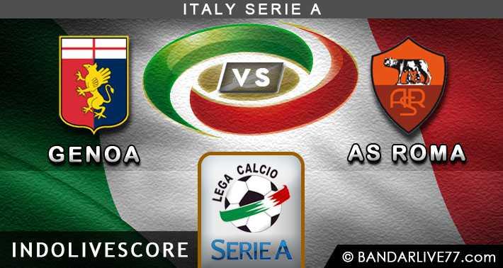 Preview Bola Prediksi Genoa vs Roma 14 Desember 2014 Liga Italia Serie A