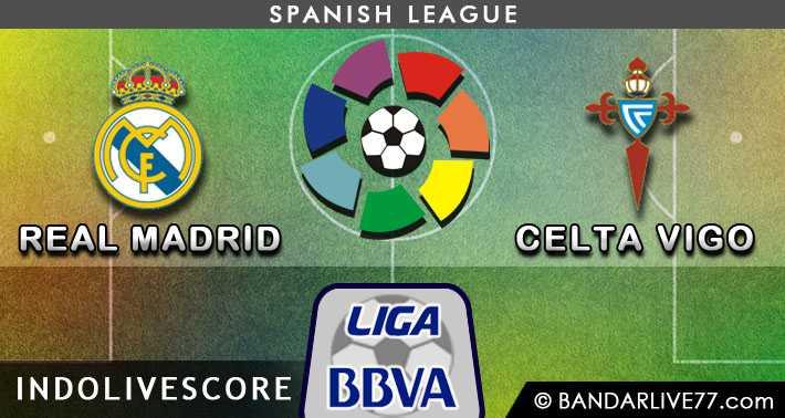 Preview Bola Prediksi Real Madrid vs Celta Vigo 07 Desember 2014 La Liga Spanyol