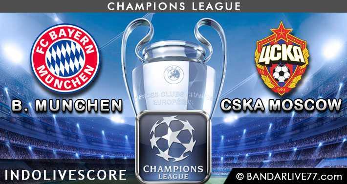 Preview Bola Prediksi Bayern Munchen vs CSKA Moscow 11 Desember 2014 Liga Champions Uefa