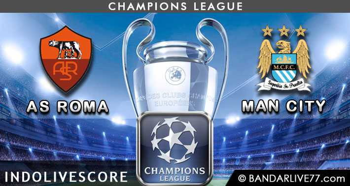 Preview Bola Prediksi AS Roma vs Manchester City 11 Desember Liga Champions