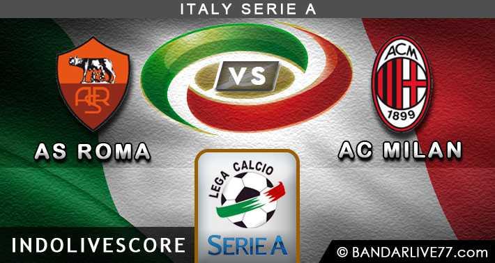 Preview Bola Prediksi AS Roma vs AC Milan 21 Desember 2014 Liga Italia Serie A