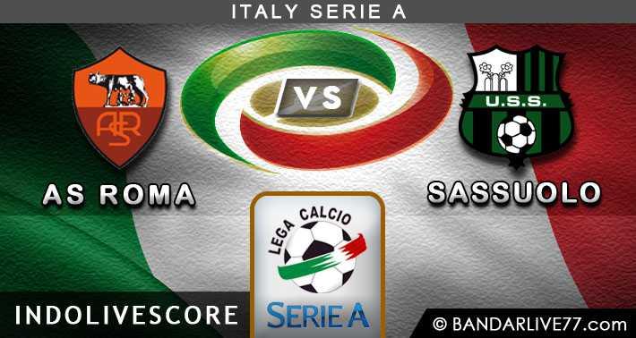 Preview Bola, Prediksi Roma vs Sassuolo 07 Desember 2014 Liga Italia Serie A