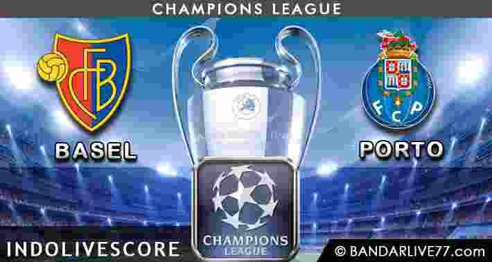Basel vs Porto