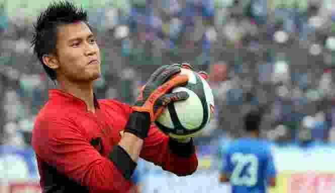 Kiper Indonesia U-23 Oleh Pelatih Persib