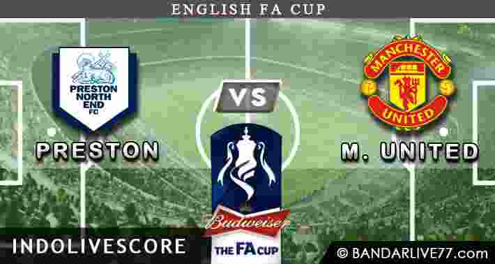 Preston vs Manchester United