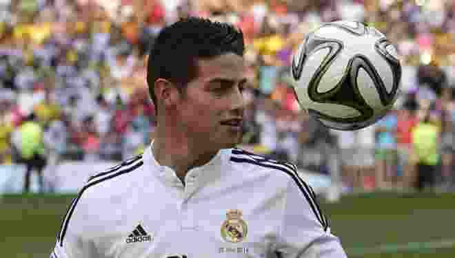 Real Madrid : Skuat Cedera