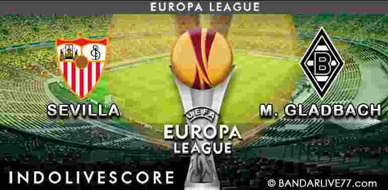 Sevilla VS Borussia Monchengladbach