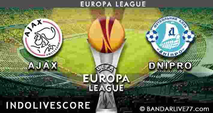 Preview pertandingan perdiksi ajax vs dnipro 20 maret 2015 uefa liga europa