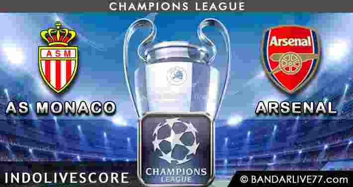 AS Monaco vs Arsenal