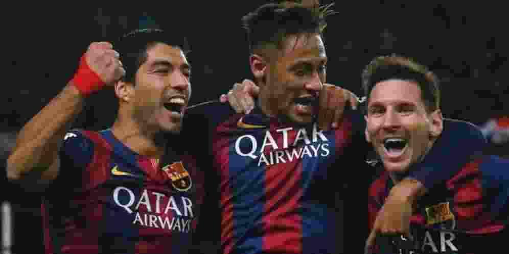 Berkat Trio MSN, Barca Tak Butuh Possession Football