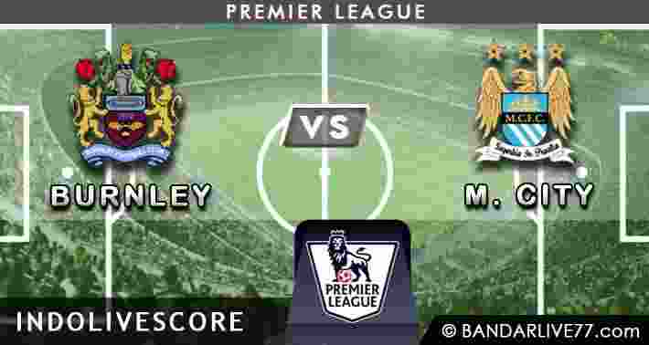 Burnley vs Machester City