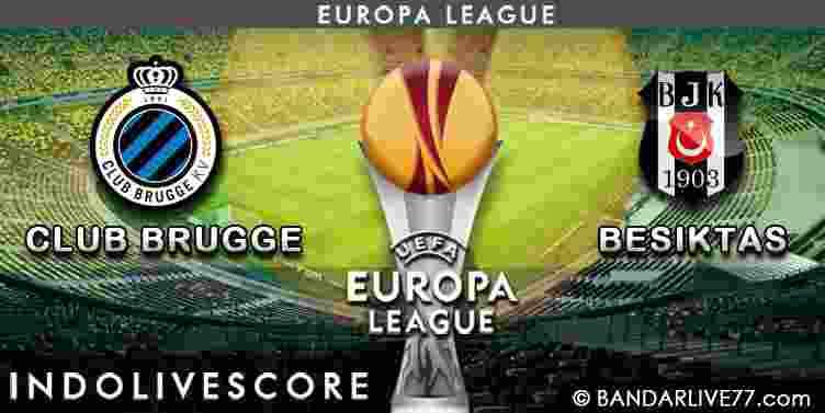 Club Brugge vs Besiktas