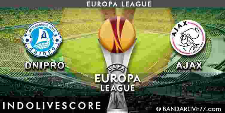 Dnipro vs Ajax