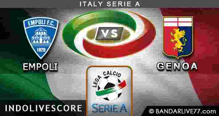 Empoli vs Genoa