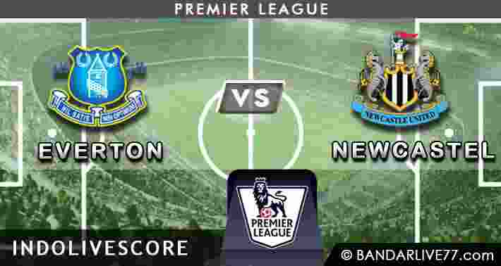 Everton vs Newcastel
