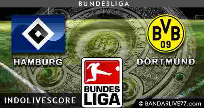 Hamburg vs Dortmund
