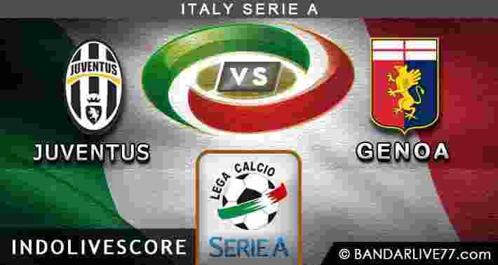 Prediksi jitu Juventus vs Genoa 22 Maret 2015