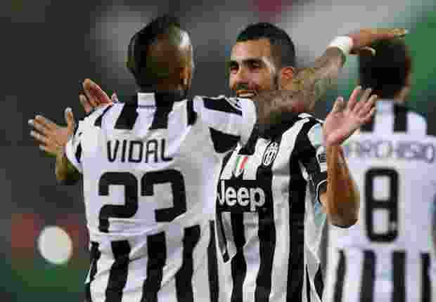 Juventus Permalukan Dortmund, Skor Hasil Bola 3-0