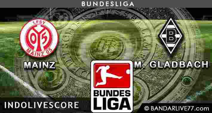 Mainz vs Borussia Gladbach