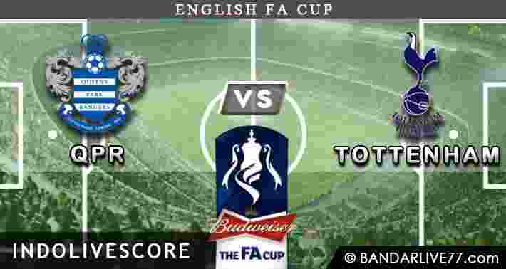 Queens Park Rangers vs Tottenham