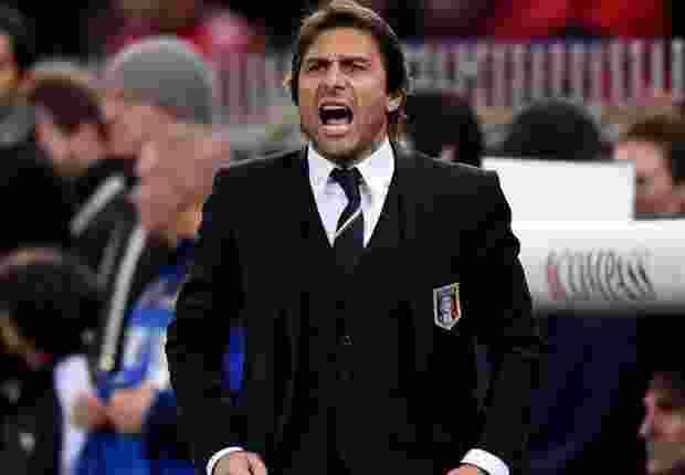 Timnas Italia Tertahan, Antonio Conte Kecewa