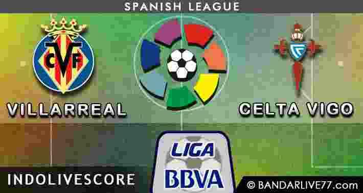 Villarreal vs Celta Vigo