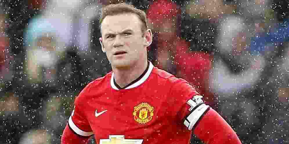Wayne Rooney Tak Masalah Kembali Dimainkan Sebagai Gelandang