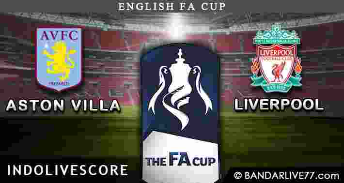 Aston Vila vs Liverpool