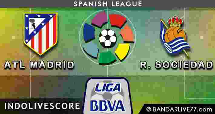 Atheletico madrid vs Real Sociedad