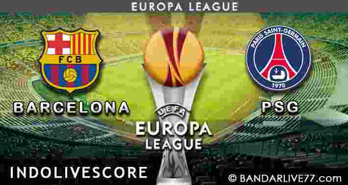 Barcelona vs Paris Saint German