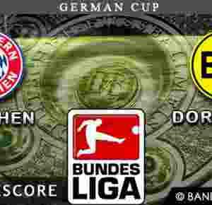 Bursa Pasar Taruhan Dan Preview Bayern Munchen vs Dortmund 29 April 2015 -  German Cup