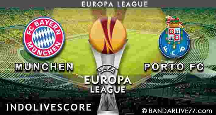 Bayern Munchen vs FC Porto