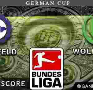Bursa Pasar Taruhan Dan Preview Bielefeld vs Wolfsburg 30 April 2015 - German Cup