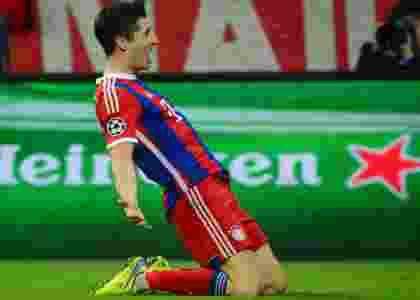 Cetak 22 Gol di Liga Champions, Lewandowski Tercepat Ke-5