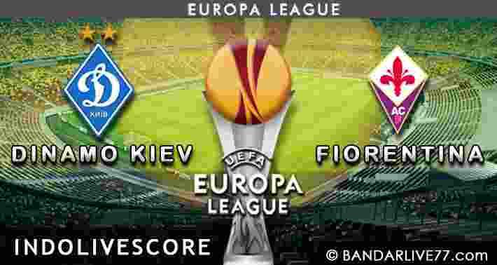 Dinamo Kiev vs Fiorentina