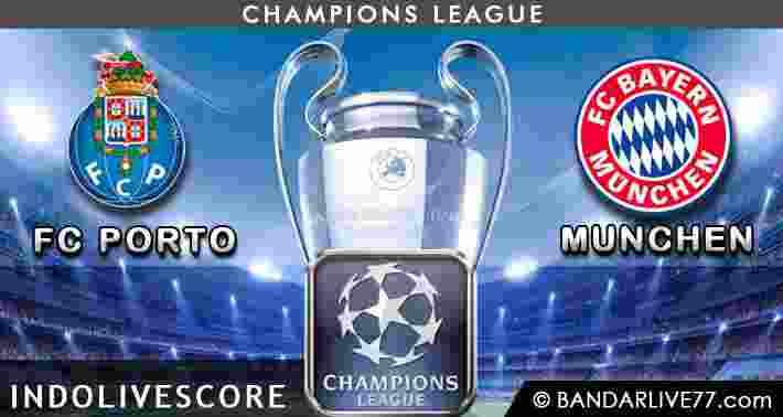 FC Porto vs Bayern Munchen