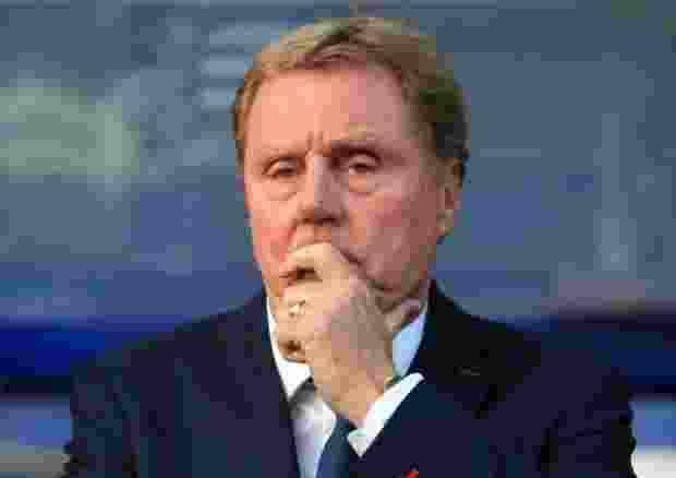 Harry Redknapp Sebut Saya Hanya Ingin Melatih Klub Besar