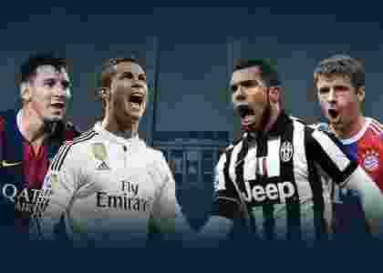 Hasil Undian Semi-Final Liga Champions – Barcelona vs Bayern Munich, Juventus vs Real Madrid