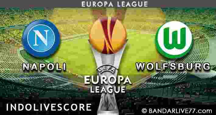 Napoli vs Wolfsbrug
