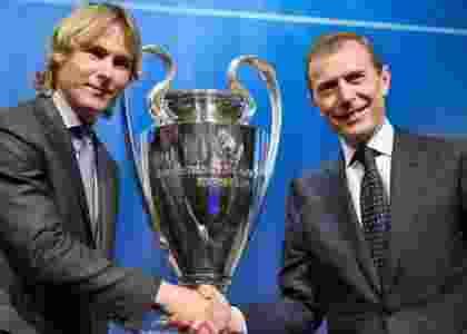 Pavel Nedved Optimistis Juventus Ukir Sejarah Treble Winner