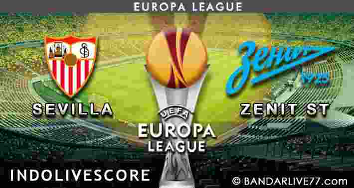 Sevilla vs Zenit Saint Petersburg