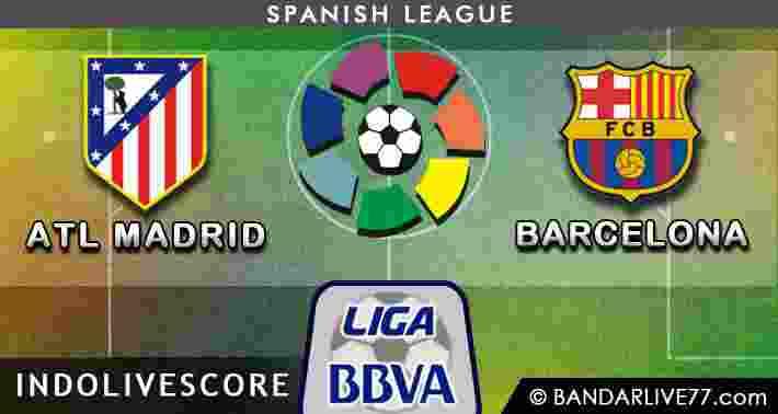 Atheletico Madrid vs Barcelona