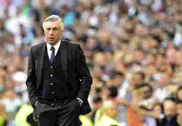 Carlo Ancelotti Menuju Manchester City