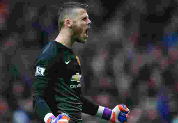 David De Gea Sabet Dua Penghargaan, Sir Matt Busby Player of the Year dan Players' Player of the Year