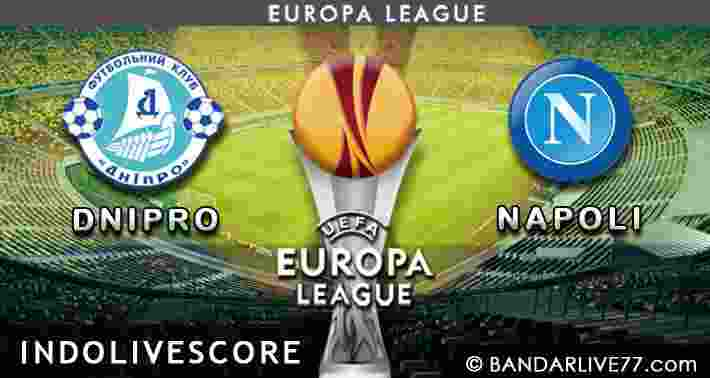 Dnipro vs Napoli